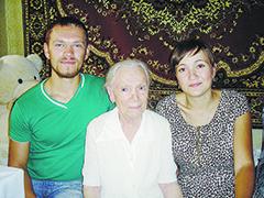 Сидорова Юбиляр