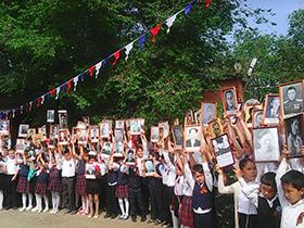 фото 9 мая Килинчи школа