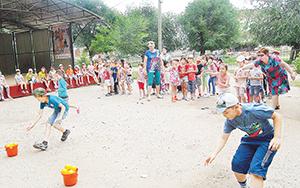 Килинчи День детей